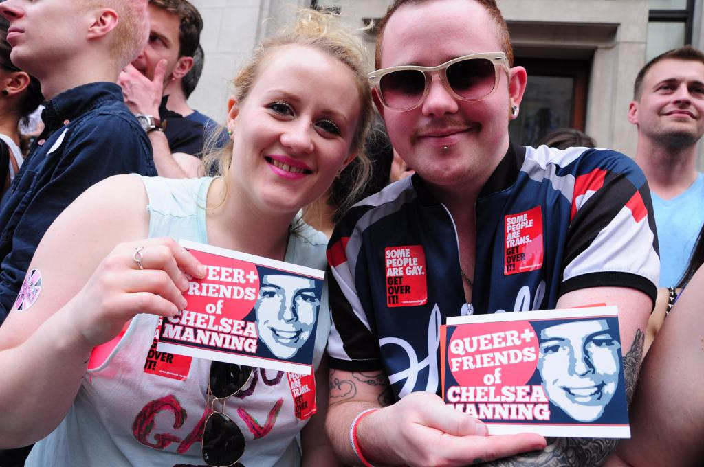 Lovely supporters!